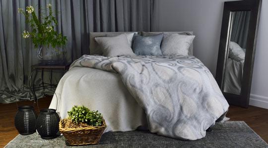 Habillage de lit